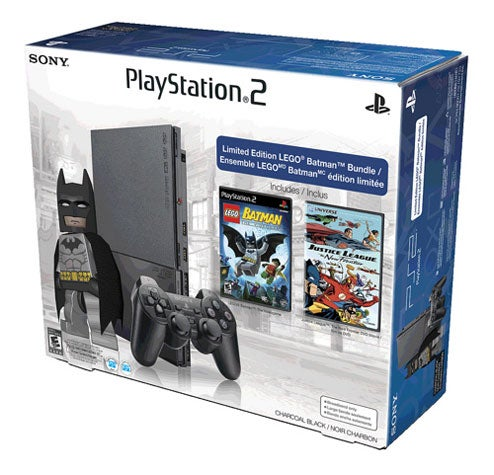 Lego Batman Bundle Taking PS2 Out With Not A Bang, But A Whimper