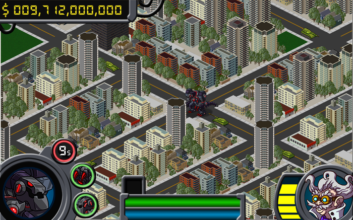 ​A Strategy Game Where You Grow Your Own Godzilla