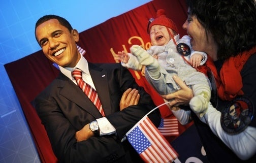 Complaining Parents Turn Their Ire on Obama