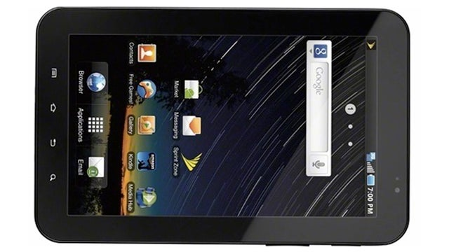 Samsung Prepping 10-inch Galaxy Tab For Weekend Debut?