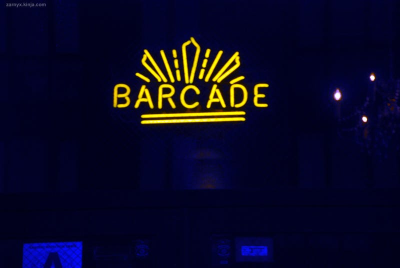 Brooklyn Barcade: Getting Your Gaming and Drinking On