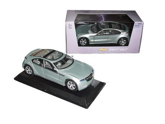 Buy a 1:32 Die Cast Chevy Volt Because You'll Never Own the Real Deal