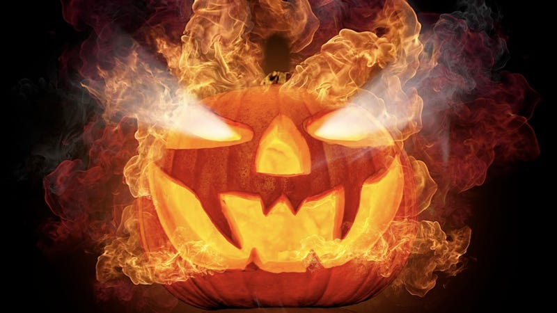 Try Not to Light Yourself on Fire This Halloween