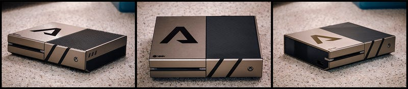 Now Here's A Titanfall-Themed Xbox One That I'd Buy