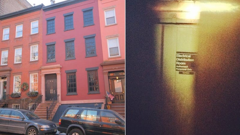 The New York Subway Uses This Townhouse As a Secret Exit