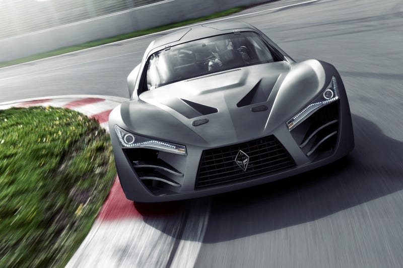 The Felino cB7 puts performance first, and styling, uh, last
