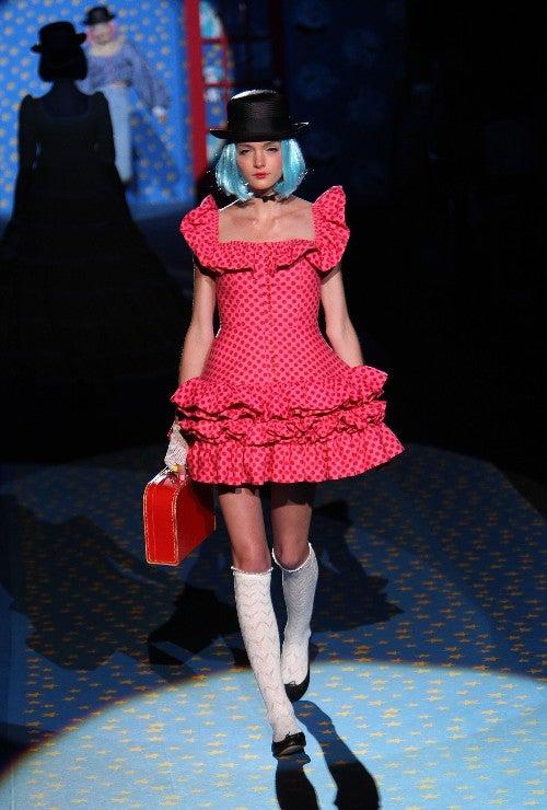 Fashion Show: Betsey Johnson