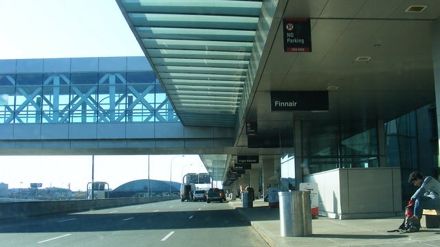 Pick People Up at the Departure Terminal to Avoid Airport Traffic