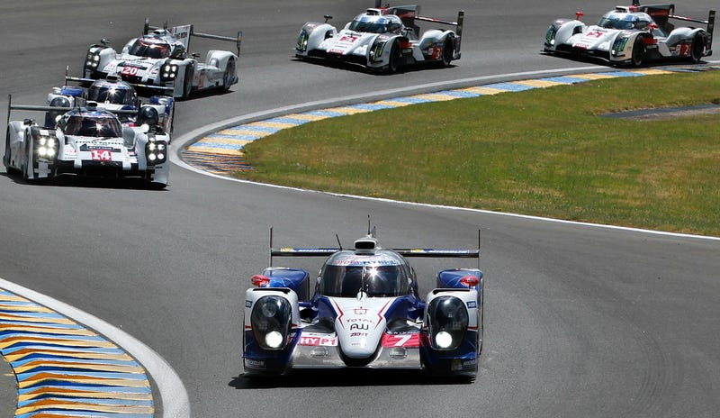 The 24 Hours Of Le Mans In 12 Stunning Photos