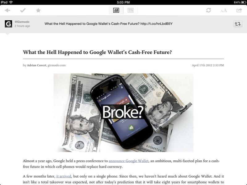 Pocket App Gallery