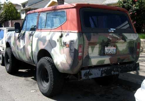 1976 International Harvester Scout II