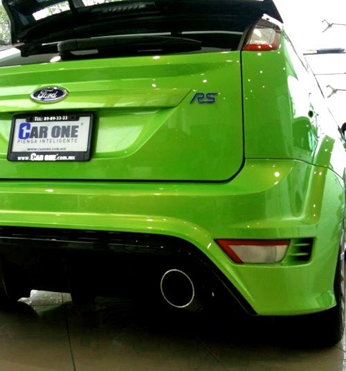 Viva Los Hoons! Jalopnik Reader Buys Mexican Focus RS