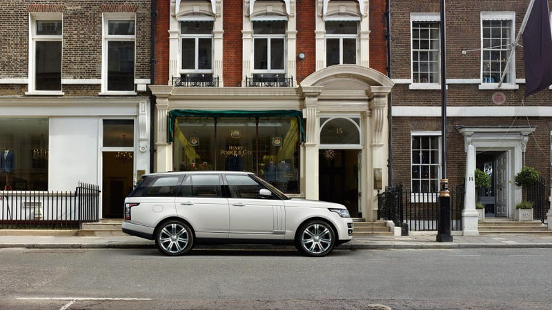 At $226,000, This Is The Most Expensive Land Rover Ever