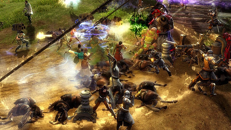 "Guild Wars 2 Developers Want Their ""Endgame"" To Be Part of the Whole Game"