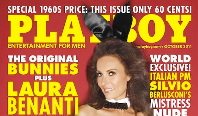 Next Month's Playboy Will Only Cost 60 Cents