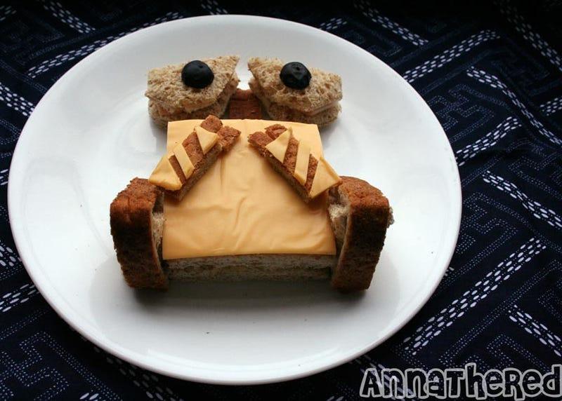 The Wall-E Cheese Sandwich
