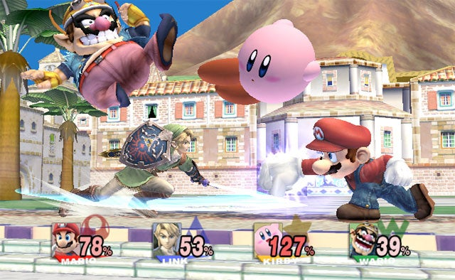 The Super Smash Bros. Mod That Looks Backward
