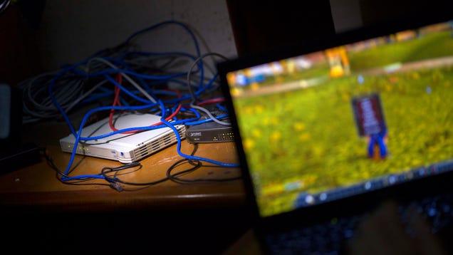 Cuba's Illegal Underground Internet Is Thriving