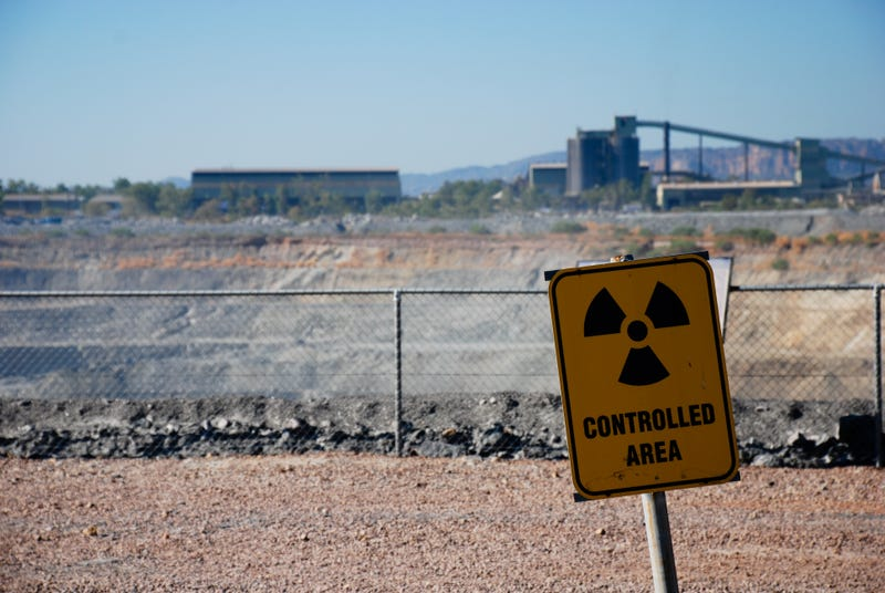 Miners Spill a Million Liters of Radioactive Acid in a National Park
