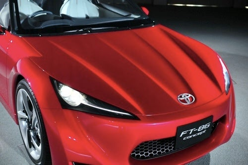 REPORT: Toyota Plans Stripped-Down, Track-Ready FT-86