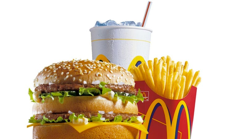 McDonald's in China Is Sorry about Serving Detergent