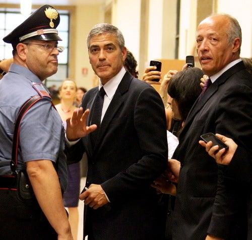 George Clooney Testifies Against Celebrity Clothing Lines