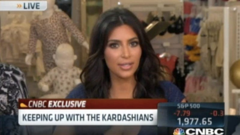 Kim Kardashian Knows All About Being a Working Mom