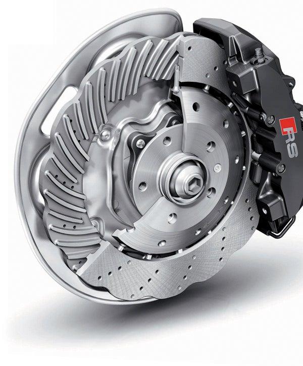 Audi Wave Brake Rotors