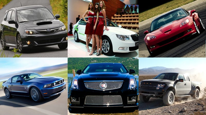 What's Your Favorite New Car Of 2008?