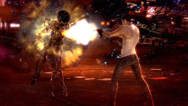 Latest DmC: Devil May Cry Screens Have Fans Seeing Red