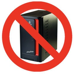 Iomega Puts Windows Home Server on Hold; Is the Platform Doomed?