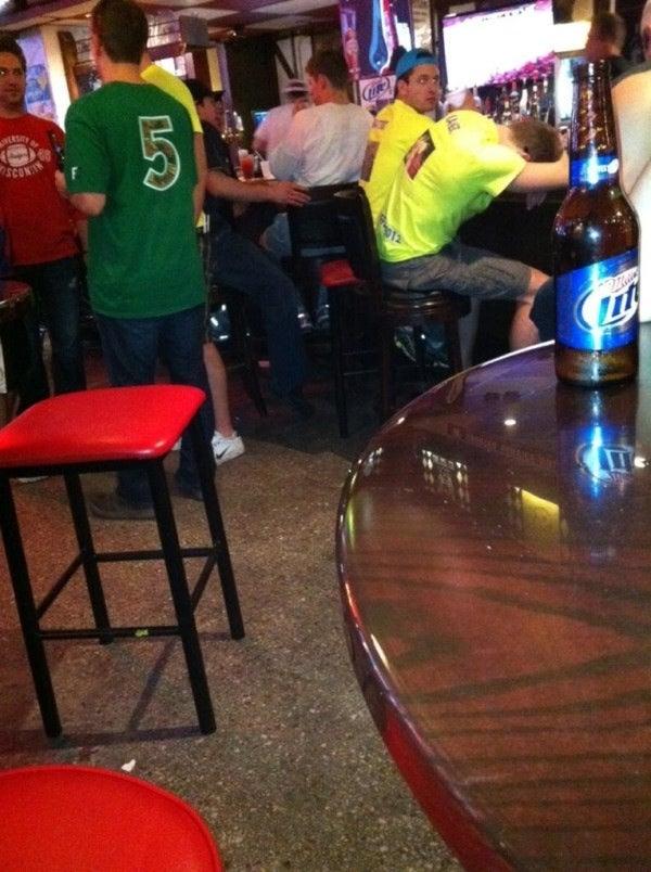 Patrick Kane's Offseason Drinking Regimen Is Off To A Great Start