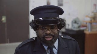 P.K. Subban Goes Undercover As Karl The Security Guard To Surprise Kids
