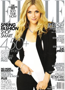 The April Elle: To Be A Genius Is To Be Privileged, Expensive