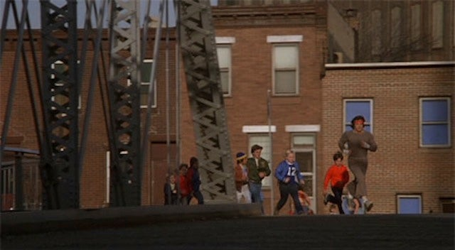 How Far Did Rocky Go in His Training Run in Rocky II?