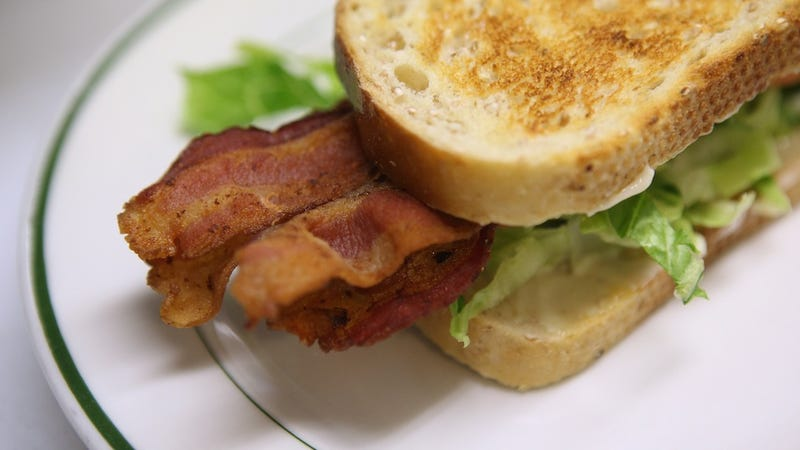 Here's How Much Bacon and Sausage You Can Eat Without Getting Cancer