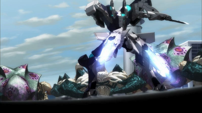 Rockmandash Reviews: Muv Luv Alternative: Total Eclipse [Anime]