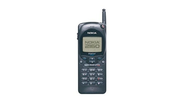 Nokia 2100 Series: The First Cellphones Made for Actual Human Beings