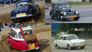 Amazing Classic Car Rallies from Eastern Europe