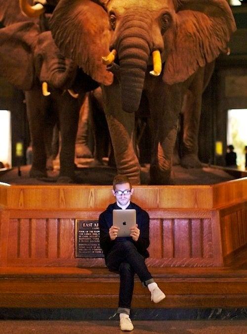 An iPad App To Help Disabled Kids Speak