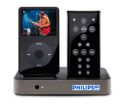 Philips Buying DLO, Thinks iPod Accessories are Wave of the Future
