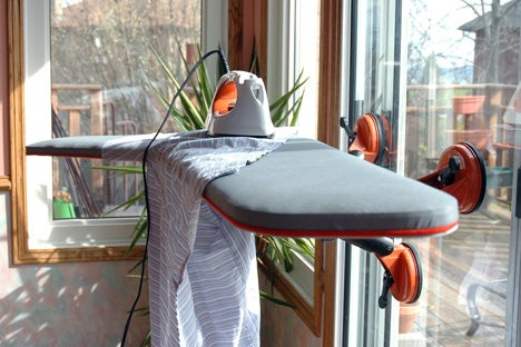 Liika Ironing Board Could Trigger Ironing-For-Sex Revolution