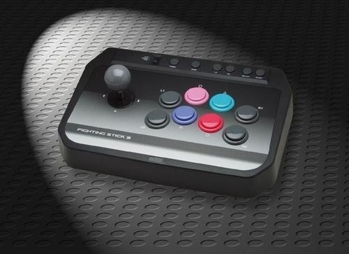Mad Catz Wants to Take on Fight Stick King Hori in Japan