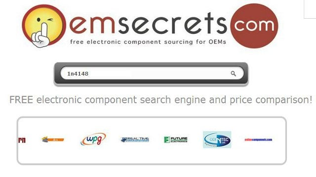 OEMSecrets Helps You Find the Best Price on Electronics Components
