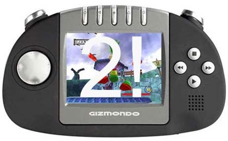 Gizmondo 2.0 DEFINITELY Out By Christmas (This Year!)