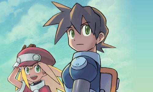 Mega Man Legends Headed To Nintendo 3DS