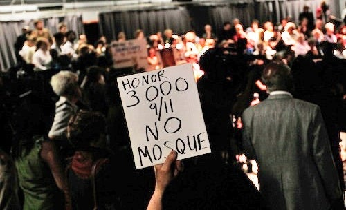 Mark Your Calendar: Anti-'Ground Zero Mosque' Rally Planned for 9/11