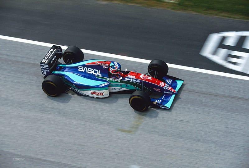 [Must Read] A Narrative of Barrichello's 1994 Imola Crash