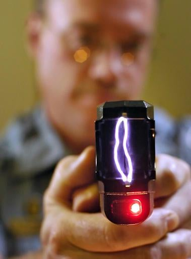"British Boy Embarks On ""Electric Shock Free-For-All"" With Bulgarian Stun Gun"