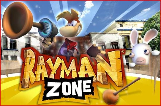 Rayman Raving Rabbids TV Party Announced